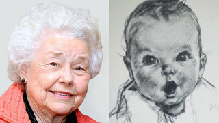 Happy birthday: Original Gerber baby turns 91