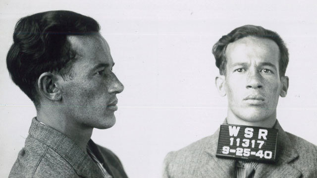 Unearthed mugshots show what Washington criminals looked like in