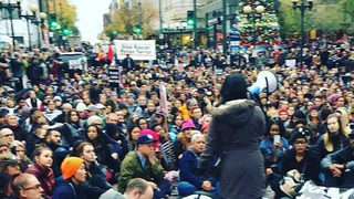 Thousands expected to protest in downtown Seattle during tree lighting