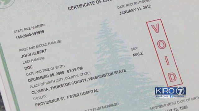 public speaks on proposal to add 'x' to washington birth ...
