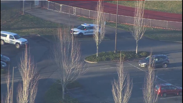 Two students shot outside Washington high school, sheriff's office says