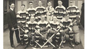 In 1917, the Seattle Metropolitans were the first American team to win the Stanley Cup. {Image: Public Domain)