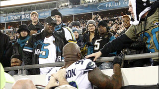 2 Seahawks ejected as tempers flare at end of Jaguars game