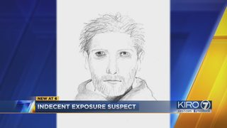 Serial flashers at it again in Bellingham, police release new sketch