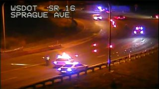 Thousands of screws, nails spill onto SR 16 ramp in Tacoma