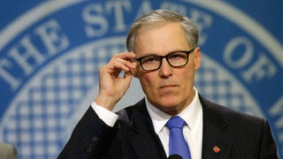 Inslee proposes tapping reserves, carbon tax in budget plan