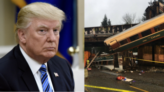President Trump calls for infrastructure investment following fatal I-5 train derailment