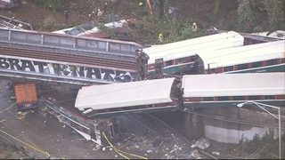 Seattle train derailment: How to share photos and videos with KIRO 7