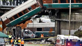 82-year-old survivor of Amtrak train derailment tells story a year after crash