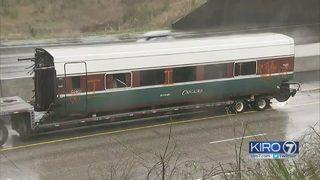 VIDEO: Amtrak train derailment investigation