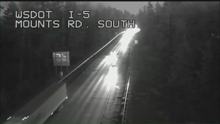 All SB I-5 lanes near DuPont are open after train derailment