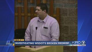 VIDEO: WSDOT official