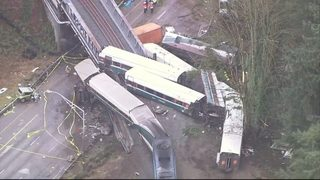 NTSB to present findings on cause of fatal Amtrak derailment in Dupont