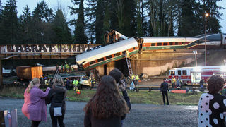 VIDEO: NTSB Investigators give latest details on deadly train derailment