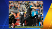 JACKSONVILLE, FL - DECEMBER 24: Jason Myers #2 of the Jacksonville Jaguars in action during the game against the Tennessee Titans at EverBank Field on December 24, 2016 in Jacksonville, Florida. (Photo by Rob Foldy/Getty Images)