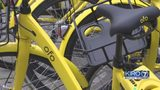 VIDEO: Some ofo bike workers complaining their working conditions are not safe