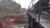 Pedestrian killed by train in Monroe