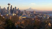 Seattle city view - Photo credit: Kenny Pedersen