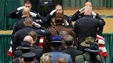 VIDEO:  Pierce County Sheriff Paul Pastor talks about fallen deputy