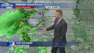 KIRO 7 PinPoint Weather for Saturday, January 20