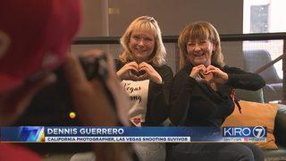 Las Vegas massacre survivors reunite in Seattle to heal