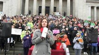 March for Life rally draws 5,000 to state Capitol
