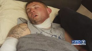 Man sues after propane torch engulfed him in flames