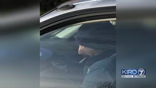 Woman confronts crowbar-swinging burglar