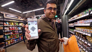 No checkout line, registers, or cashiers: How exactly does Amazon