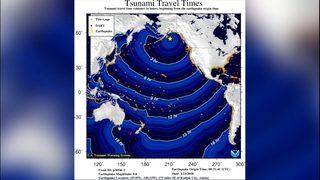 M7.9 Alaska earthquake sparks tsunami scare for West Coast