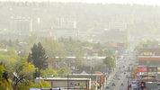 Spokane. (AP Photo/The Spokesman-Review, Christopher Anderson)
