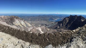 Pano of the top of Mount St. Helens. Image: Kristi Hayden