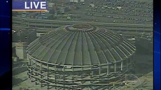 VIDEO: Kingdome implosion, March 26, 2000