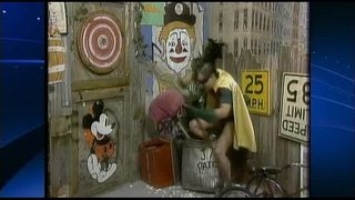 VIDEO: J.P. Patches meets Robin (Burt Ward)