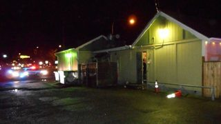 Five men stabbed in large fight outside Spanaway tavern