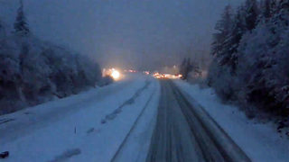 Multiple crashes, spinouts close eastbound I-90 near Snoqualmie Pass summit
