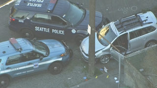 Suspect fatally shot by Seattle officer after crime spree