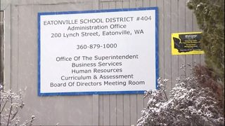 Eatonville SD takes action after student