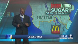 VIDEO: Jesse Jones investigates restaurant outside city limits with soda surcharge