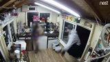VIDEO: Bikini barista attacked in Kent
