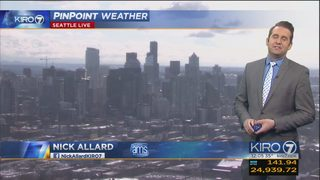KIRO 7 PinPoint Weather for Feb. 22 at noon