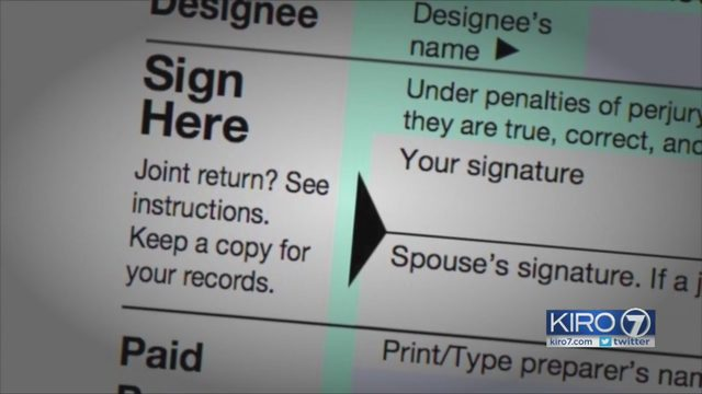 Former employee receives other employees' W-2 forms | KIRO-TV