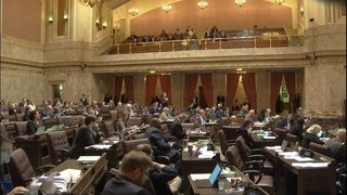 Washington lawmakers exempt themselves from Public Records Act