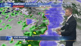 KIRO 7 PinPoint Weather for Saturday, February 24