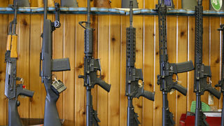 Washington state police sell seized assault weapons