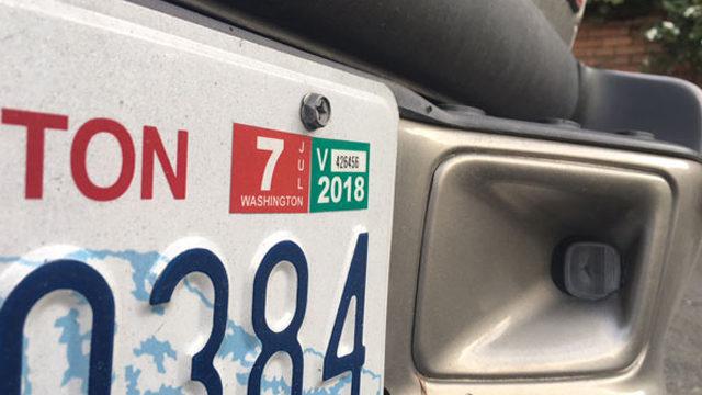 Senate Transportation Committee to hear bills on lower car tab fees, ST3