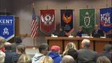 VIDEO: Parents upset over school layoffs