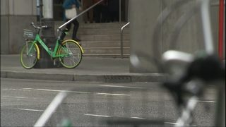 Proposed Bellevue bikeshare pilot only allows e-bikes