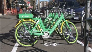 Safety warnings issued after Seattle bike-share bikes targeted by vandals