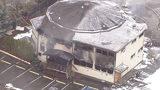 VIDEO: Crews on scene of fire at the Islamic Center of Eastside